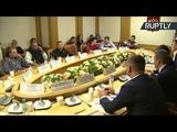 Круглый стол с участием рэперов и депутатов Госдумы (РР)