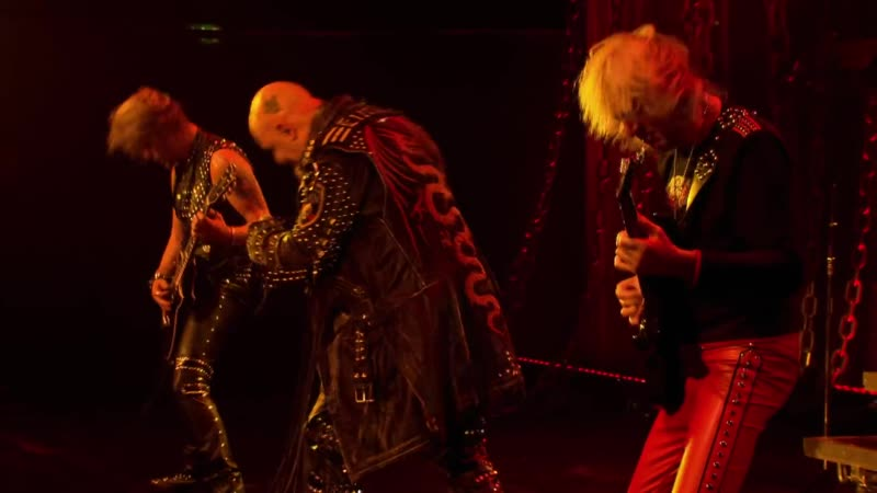 Judas Priest - Turbo Lover (Live 2012)