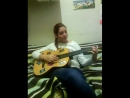 Хороший вечер Играем на гитаре