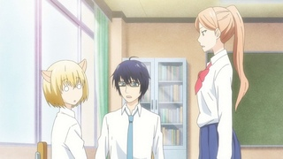 3D Kanojo: Real Girl 2nd Season (TV-2) / Реальная Девушка ТВ-2 - 1 серия [Озвучка: Anzen, Amikiri & HectoR (AniLibria)]
