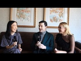 Интервью для портала «The Permanent Rain» на кинофестивале в Ванкувере | 6 октября 2018