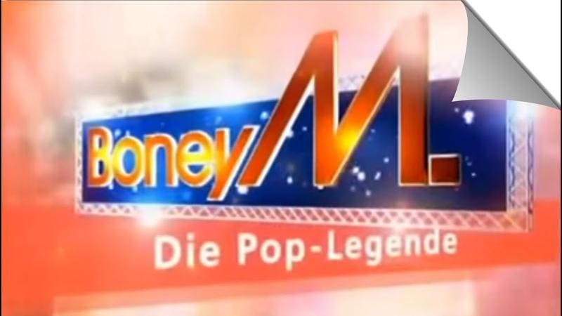 Boney M Pop Legende MDR TV documentary complete pt 1 6