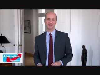 ABARTIG! Deutsche Bank kündigt AfD-Politiker Konto Dr. Nicolaus Fest (2)