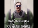 22.07.2018 A message from Bam Margera!! 🤘