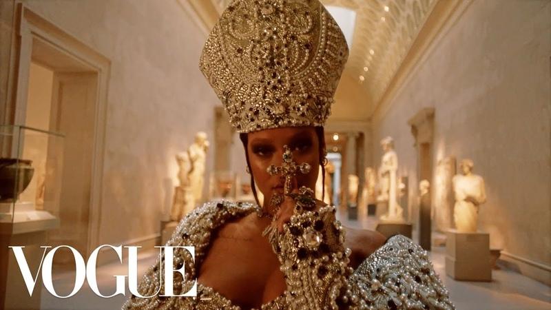 Met Gala Celebrities' Night at the Museum | Vogue