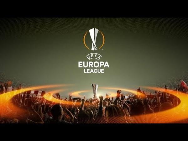 Группа A Лига Европы Базель vs Униря