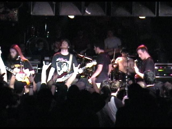 The Red ChordEvery Time I Die @ CBGB 7122002