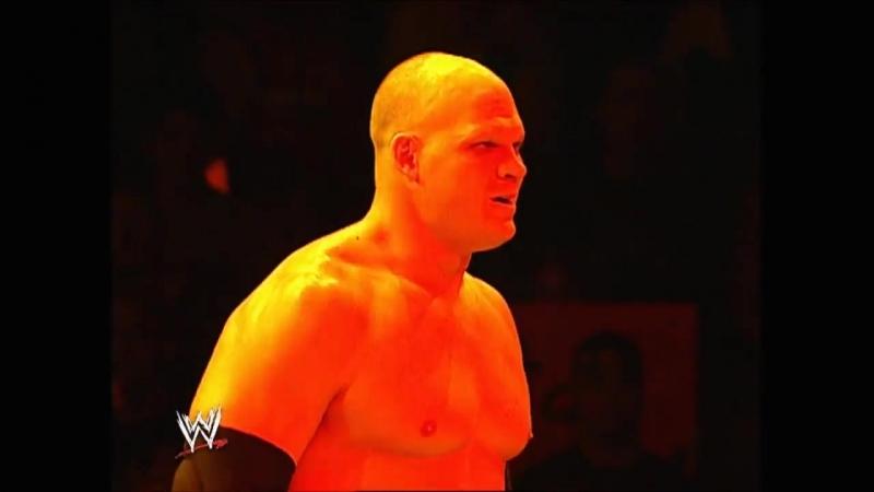 Kane vs Snitsky Raw 09.13.2004