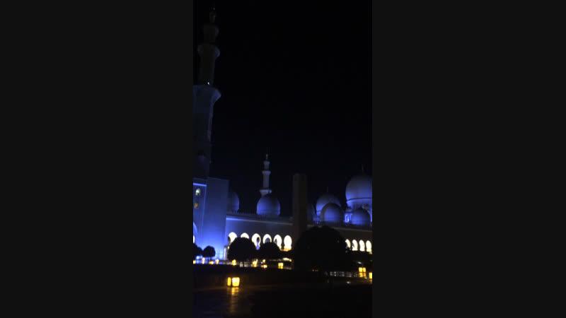 Мечеть шейха Заеда