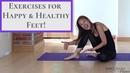10-минутная тренировка для укрепления стоп. 10 Minute Easy Foot Exercises To Strengthen Your Feet and Make Them Feel Good!