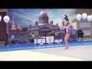 Makeeva arina 2009 shkola olgikapranovoi turnir aura 21 04 2018