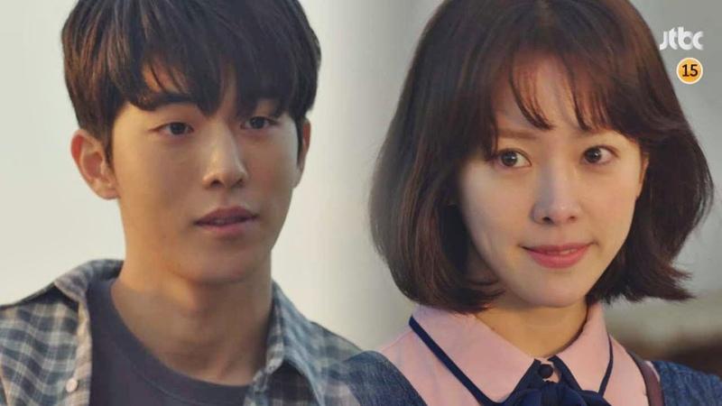 [티저 4] 한지민x남주혁(Han Ji Min x Nam Joo Hyuk)의 소중한 순간, 시간 이탈 로맨스 〈눈이 부49884
