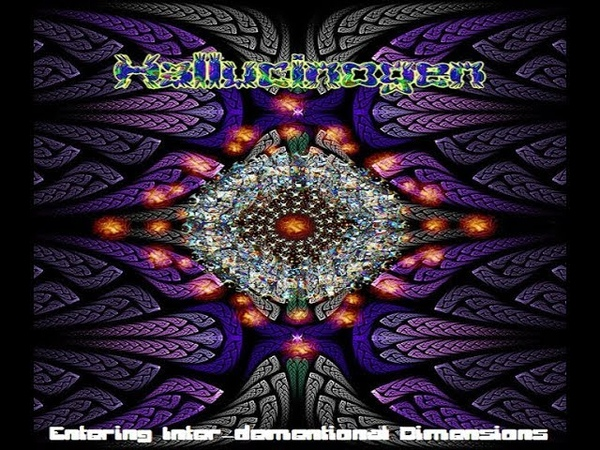 Hallucinogen - Entering Inter-dementional Dimensions (Top 20 Mix)
