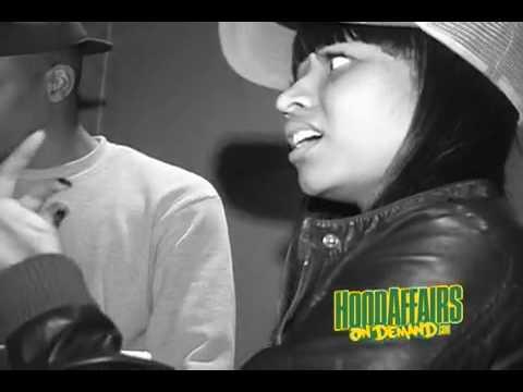 Запись трека «Mind On My Money» (2009г.)