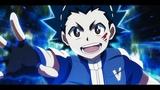 Phi vs. Shu and Valt vs. Kitt - Episode 45 - Beyblade Burst Super Zetsu - AMV