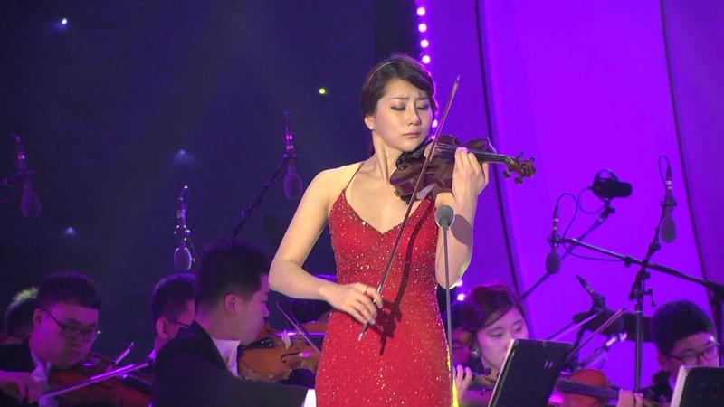 [제4회 유엔 참전용사 추모 음악회 13] 바이올린 신현수 : 카르멘 환타지