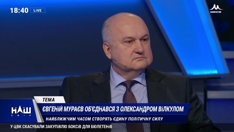 Чи підтримуєте ви об'єднання опозиції Вілкул Мураєв Гриценко Садовий Події дня НАШ 07 03 19
