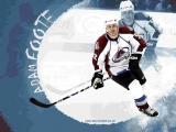 Hockey Legend Adam Foote #52