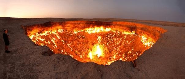 Ученые разрезали этот камень на 2 части. Когда оттуда полилась кровь, все впали в ступор… Наша планета является особенной и уникальной и эти фотографии еще раз это доказывают. Такие уникальные