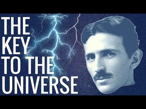 Nikola Tesla Code - 3-6-9 All Is Vibrating Energy, Especially THOUGHT!