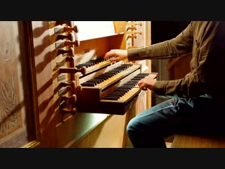 651- 667 J. S. Bach - Complete Leipzig Chorales Preludes, BWV 651 - 667 - Jean Baptiste Dupont, organ