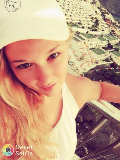 Кристи Жаворонкова