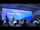 Beijin 10.10.2018 Xiaomi Global Partner Conference