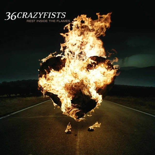 36 Crazyfists - Rest Inside The Flames-cover