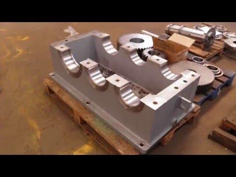 Construccion de un motoreductor