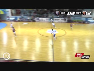 Italy League - Round 5 - Real Rieti 3x1 Meta Catania