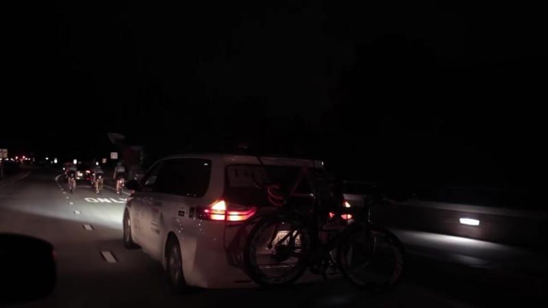 GES Russia Ultracycling Team в призах на RAAM