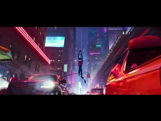 SPIDER-MAN: INTO THE SPIDER-VERSE Sneak Peek Trailer NEW (2018) Animated Superhero Movie HD