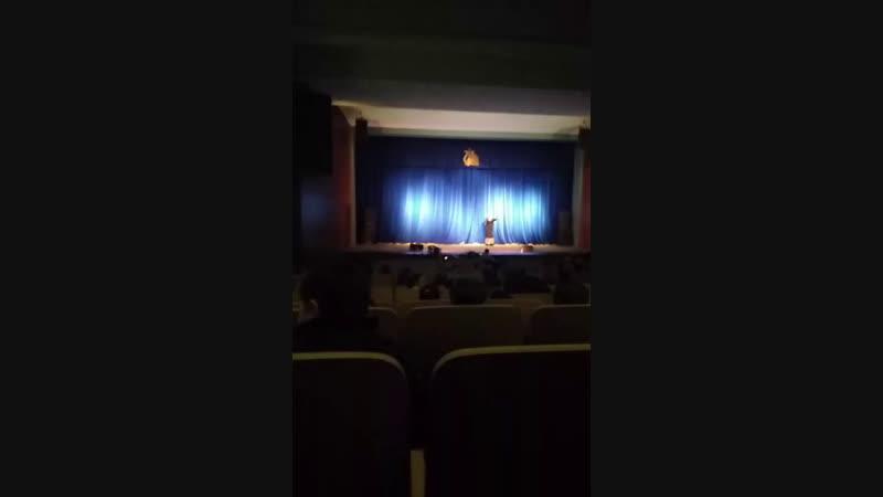 Сашенька Мезенцева - Live