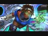 Heavy Metal Machines - Teaser Character 15
