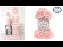 Alize Puffy ile Banyo Takımı - Bathroom Set with Alize Puffy