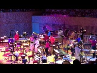 Renaissance Percussion в концертном зале Мариинского театра