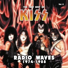 Kiss альбом Radio Waves 1974-1988: The Very Best of Kiss, Vol. 2 (Live)