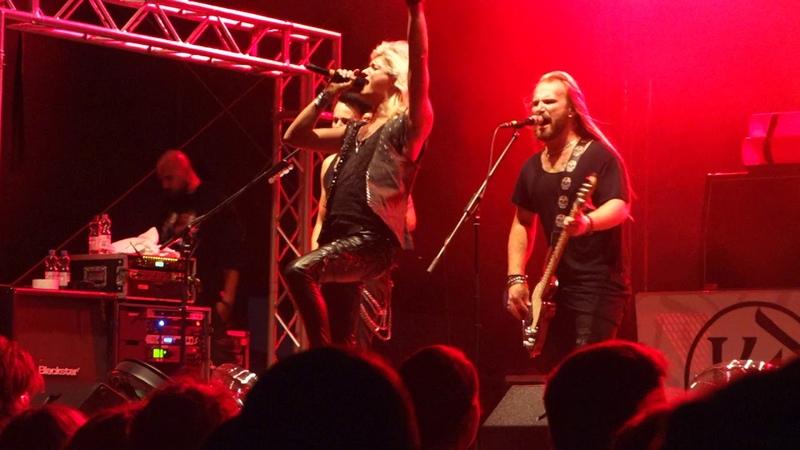 Kissin' Dynamite - I've got the Fire (Live), Rock im Hinterland 2018