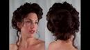 How to GIBSON girl Hair EDWARDIAN VICTORIAN vintage RETRO Hairstyle tutorial Vintagious
