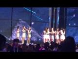 FANCAM 180801 WJSN - Dreams Come True @ Golden Fish in Seoul