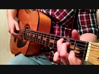 Acoustic guitar medley