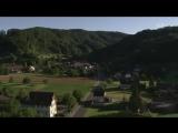 Полёт над Швейцарией 12 Relax музыка