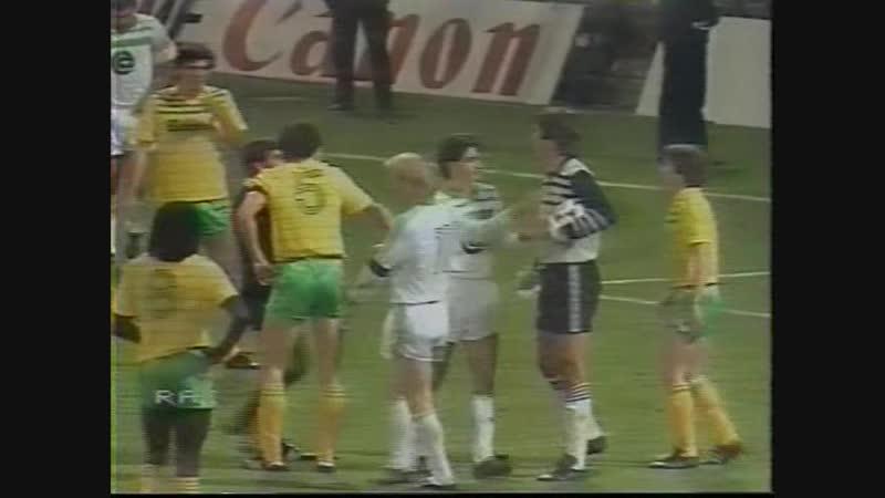 15 ECCC-1983/1984 Rapid Wien - FC Nantes 3:0 (14.09.1983) HL