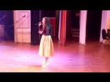 Мария Белая конкурс в г. Ковров - лауреат 1 степени