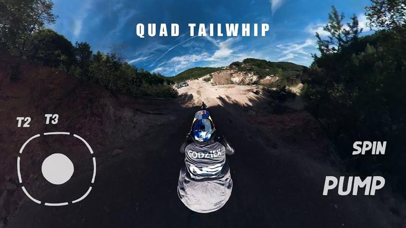 World's First Quad Whip On MTB | Godziek Brothers EP8