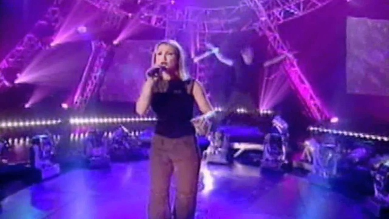 Born To Make You Happy [National Lottery Stars] Live Vocals