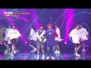 180620 Jinyoung X Hyunsoo - Falling in love @ Show Champion
