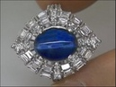 Extremely RARE Huge 7.11 Carat CAT'S EYE Color Change Alexandrite Diamond Ring, GIA Certified