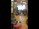 Детский оркестр на выпускном утреннике в Детском саду Рыбка