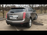Cadillac SRX stock exhaust